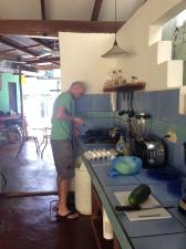 Master Chef Shaun!