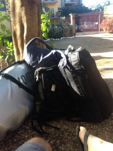 Our bags are packed, and we're ready to go!