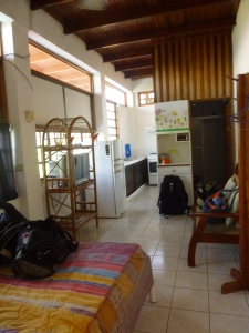 Our apartment!
