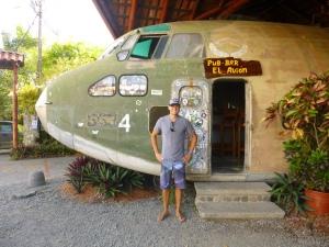 Shaun rocking the tourist shot!