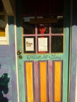 If you see this door in Bocas Town, go inside...you won't be disappointed!