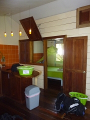 Our cute little cabina