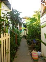 The entrance to Panama's Paradise