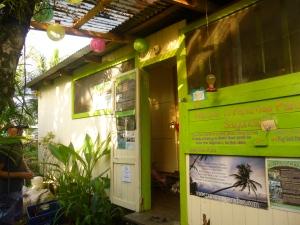 Jenny's house/Reception