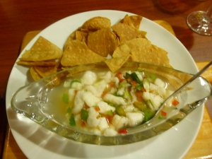 My Ceviche