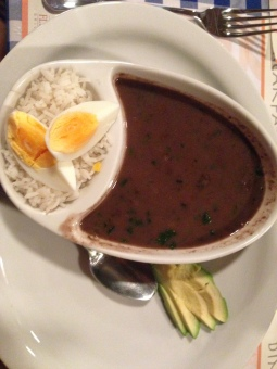 Black Bean Soup, Gallo Finto, Tamarindo