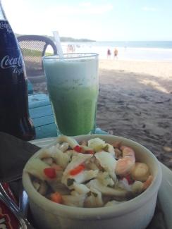 Classic Ceviche, Nogui's, Tamarindo