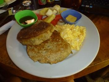 Etyl's Famous Pancakes, Kaya Sol, Nosara